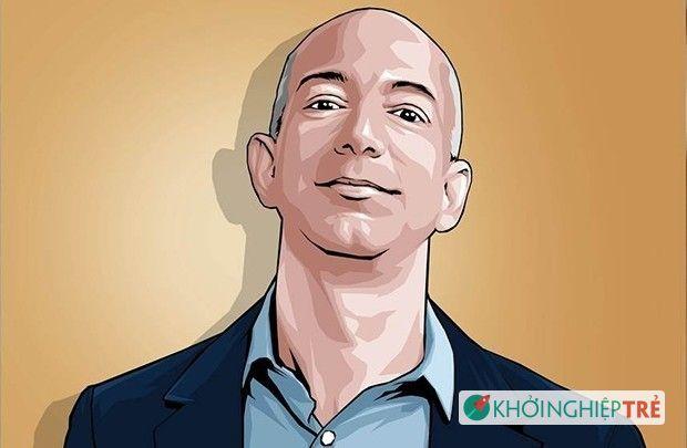 CEO Amazon Jeff Bezos và những kỷ lục đáng nể 4 - Khởi Nghiệp Trẻ