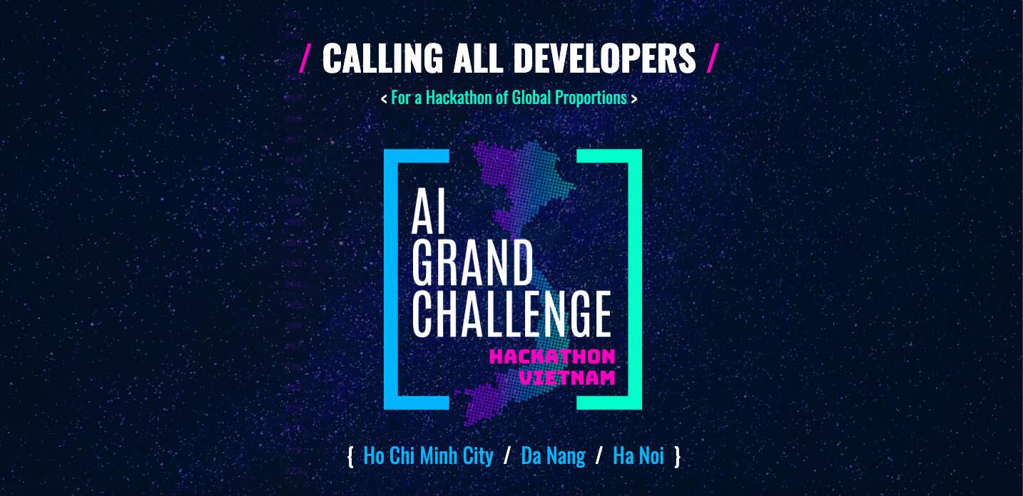 Các dự án AI xuất sắc nhất tại Vietnam AI Grand Challenge 7 - Khởi Nghiệp Trẻ